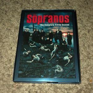 Sopranos The Complete Fifth Season